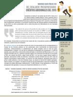 Noveno monitoreo del Gasto Público en Venezuela