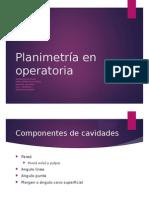 Planimetria en Operatoria