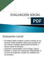 5. Evaluacion Social en El Anciano
