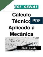 Cálculo Técnico Aplicado a Mecanica