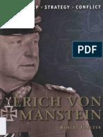 Erich Von Manstein Lost Victories Pdf