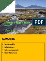 Derecho Comercial y Tribut 2015 Quiebras