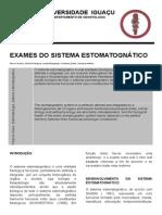Universidade Iguaçu - Estomatologia