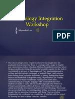 technology integration workshop2