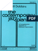 Bill Dobbins - The Contemporary Jazz Pianist - Vol. 4
