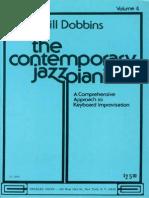 Bill Dobbins - The Contemporary Jazz Pianist - Vol. 4
