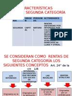 Rentas de Segunda Categoría 2015 (1)