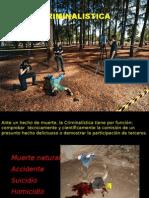 CRIMINALISTICA 2° CLASE....pptx