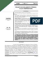 N-0550 Aislamiento Protección de Temperatura