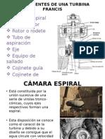 Componentes de Una Turbina