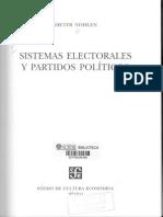 Partidos Politicos e Sistemas Eleitorais No Mundo