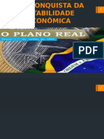 Plano Real Slides - Nice 2015 - Pronto