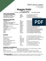 Maggie *** Politi PDF