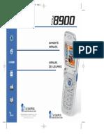Audiovox 8900 Phone