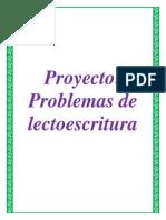 Proyecto Lectoescritura. Alejandra Chan, Rebeca Cauich.