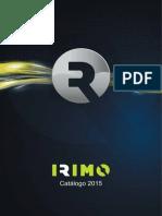 Irimo - Catalogo 2015