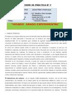 Informe de Bioquimica 7