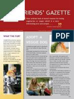 Friends' Gazette June/July 2015