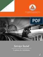 Caderno AVA - Serviço Social - Desenvolvimento Profissional e Pessoal