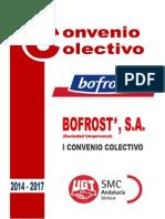 C.C. Bofrost, S.A. (2014-2017)