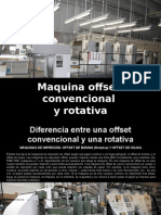 Maquina Offset