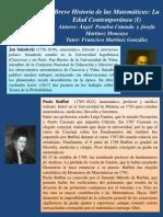 Breve Historia Matematicas Contemporanea