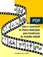 Guia Metodologico Para Planos Erradicacao Trabalho Infantil