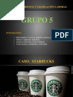 Grupo 5 - Caso Starbuck
