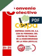 C.C. Cespa La Vega (2014-2016)