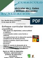 Diseño Curricular Saylor&Alexander