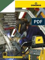 Proceso de Soldadura por arco electrico con proteccion gaseosa (GMAW)
