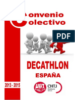 C.C. Decathlon España (2013-2015)