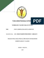 Plan Pastoral Co