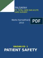 Falsafah 2010( Dr Warko )
