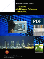 Computer Aided Chemical Engineering