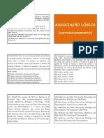 Raciocinio Lógico - Analista Rf - 2012 - Complemento Parte i - Alunos