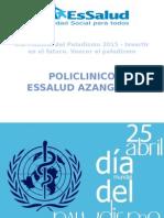 Día Mundial Del Paludismo 2015