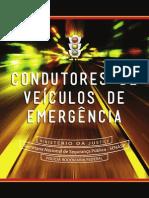 Condutor de Veiculo de Emergência Senasp 2015 CVE Modulo2