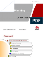 LTE Cell Planning (20100618)