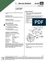 Honda Civic 04 - Manual de Reparaã‡Ãƒo Do Banco Do Motorista