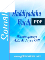 Somali - The Ministry Gifts