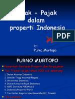 Property Taxation by PURNO MURTOPO