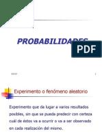 ESTADISTICA Probabilidad