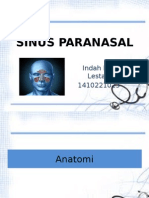 anatomi fisiologi Sinus Paranasal - Ipul