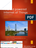 Android Powered IoT
