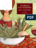 Ervas Da Cozinha - Rosy L BornHausen