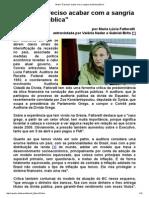 M_Lucia_Fattorelli_Brasil_ _É Preciso Acabar Com a Sangria Da Dívida Pública