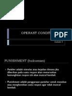 Kuliah 5 - Operant Conditioning2