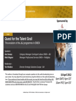SIA EU Webinar JnJ Case Study18 Apr 2012
