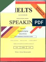 Ielts speaking sample
